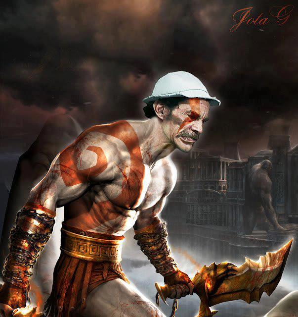 Madruga Kratos