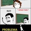 Problema resolvido!