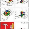 Solução para o cubo mágico!