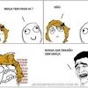 Da série Memes - Dragão sem fogo!