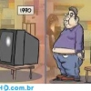 Homem x TV