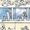 Ensinando ao cãozinho...