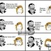 Trollando a filha...